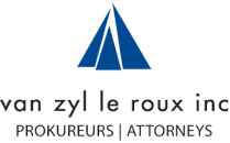 VAN ZYL LE ROUX INCORPORATEDConveyancing and Real Estate Development, Banking and Financial Law ServicesConveyancing and Real Estate Development, Banking and Financial Law Services