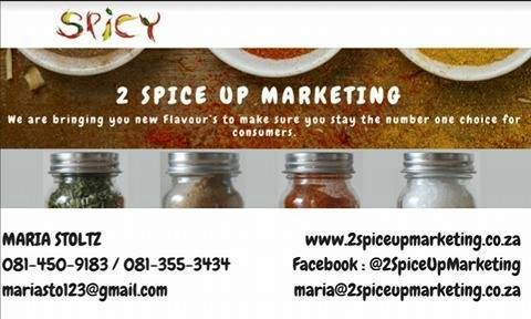 2 Spice up Marketing
