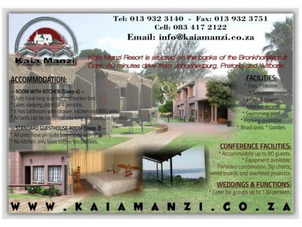 Kaia Manzi Resort