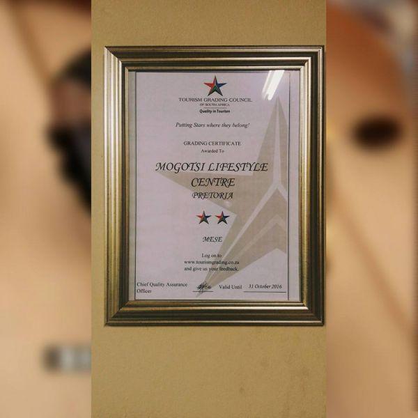 Mogotsi Lifestyle Centre